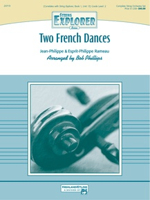 Two French Dances