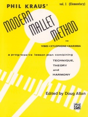 Modern Mallet Method, Book 1