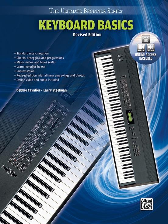 Ultimate Beginner Series Mega Pak: Keyboard Basics (Revised Edition)