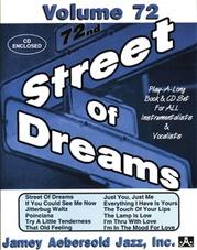 Jamey Aebersold Jazz, Volume 72: Street of Dreams