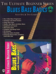 Ultimate Beginner Series Mega Pak: Blues Bass Basics