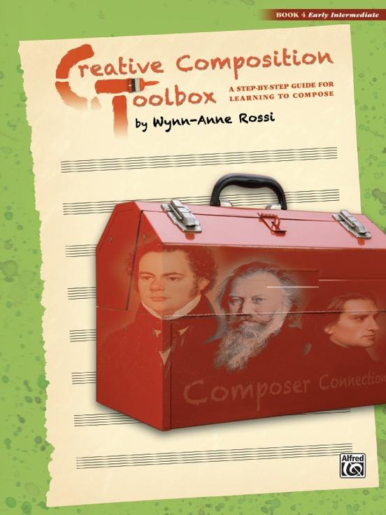 Creative Composition Toolbox, Book 4