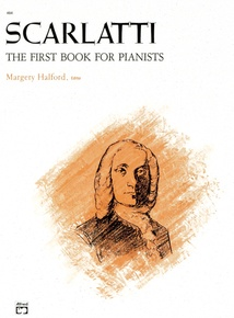 Scarlatti: First Book for Pianists