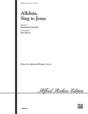 Alleluia, Sing to Jesus