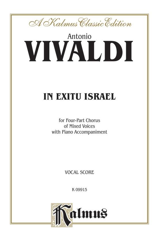 In Exitu Israel