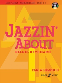 Jazzin' About for Piano / Keyboard (Revised)