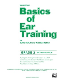 Basics of Ear Training, Grade 2