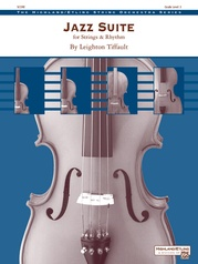 Jazz Suite for Strings and Rhythm