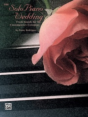 The Solo Piano Wedding