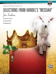 Handel's Messiah, Selections from