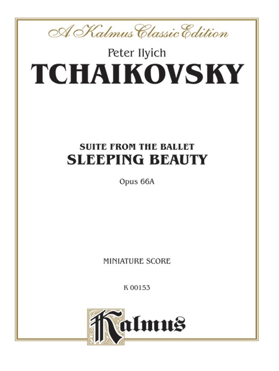 "Suite from the Ballet ""Sleeping Beauty"" Opus 66a"