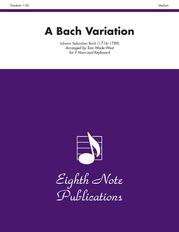 A Bach Variation