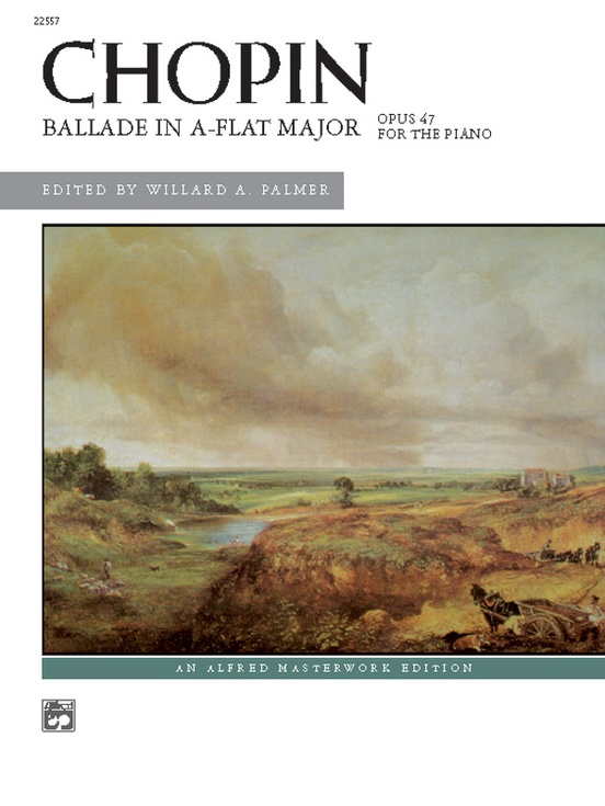 Chopin: Ballade in A-flat Major