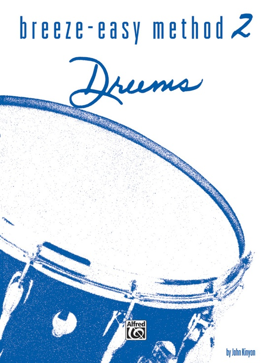 Breeze-Easy Method for Drums, Book II