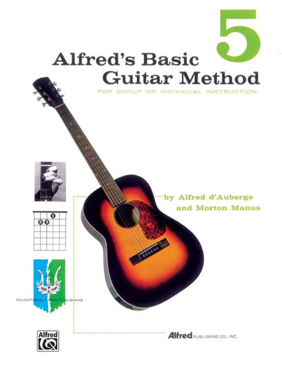 Alfred's Basic Guitar Method 5