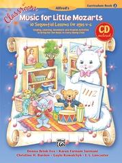 Classroom Music for Little Mozarts: Curriculum Book 2 & CD