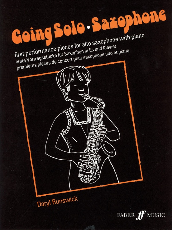 Going Solo: Alto Saxophone