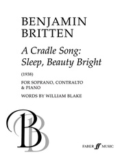 A Cradle Song: Sleep Beauty Bright
