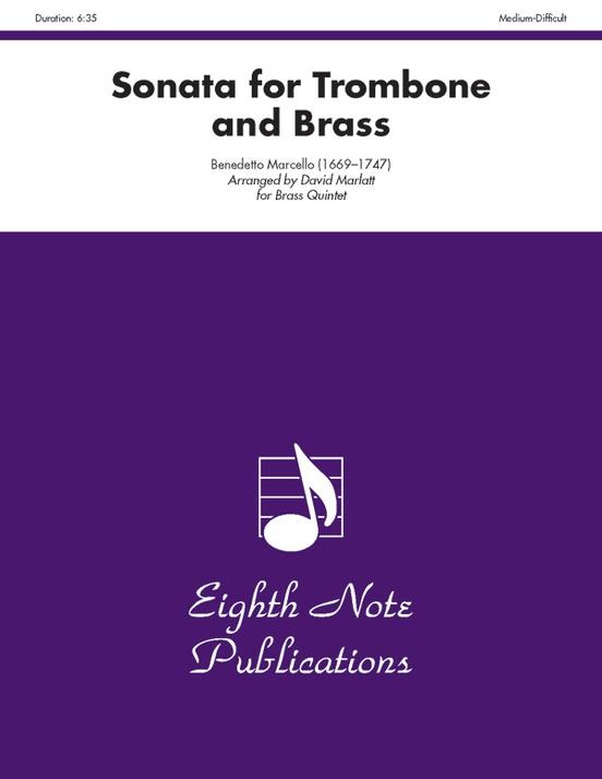 Sonata for Trombone and Brass