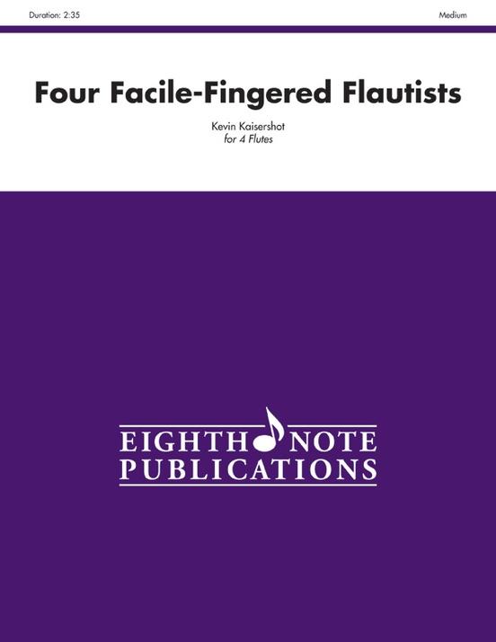 Four Facile-Fingered Flautists