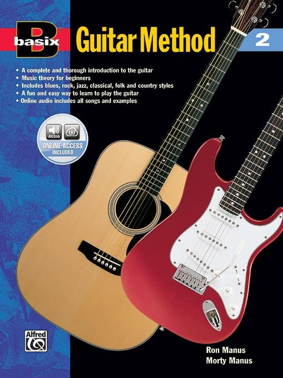 Basix®: Guitar Method 2