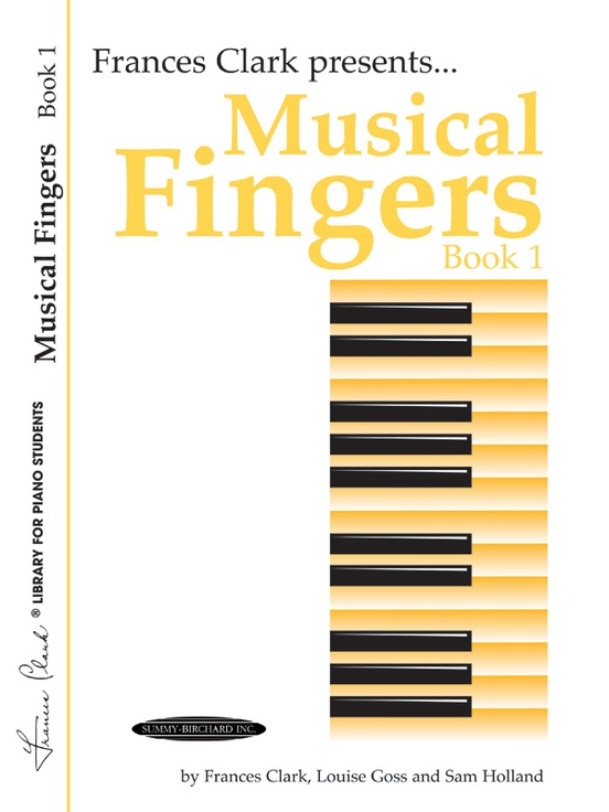 Musical Fingers, Book 1