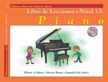 Alfred's Basic Piano Library: Spanish Edition Lesson Book 1A