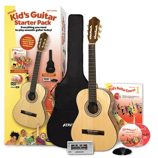 Alfred S Kid Guitar Starter Pack Acoustic