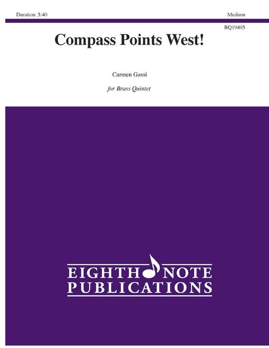 Compass Points West!