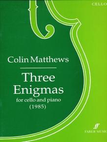 Three Enigmas