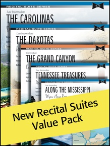 New Recital Suites 2010 (Value Pack)
