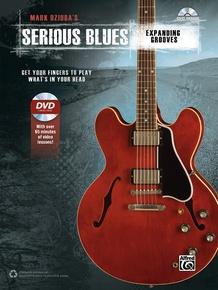 Mark Dziuba's Serious Blues: Expanding Grooves
