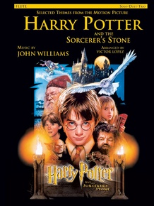 <I>Harry Potter and the Sorcerer's Stone™</I> -- Selected Themes from the Motion Picture (Solo, Duet, Trio)