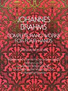 Piano Works for Four Hands (Complete)