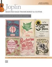 Joplin: Selected Rags Transcribed for Guitar