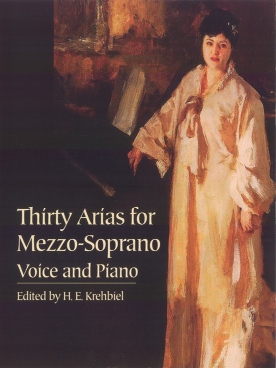 30 Arias for Mezzo-soprano