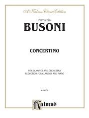 Concertino, Opus 48