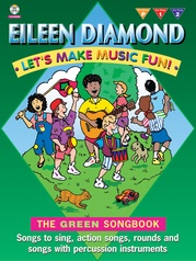 Let's Make Music Fun! Green Book