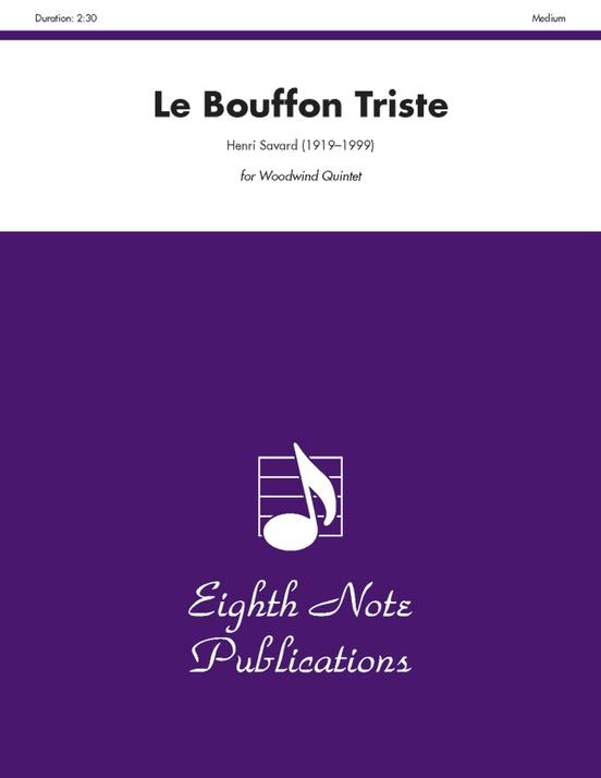 Le Bouffon Triste