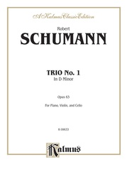 Trio No. 1, Opus 63