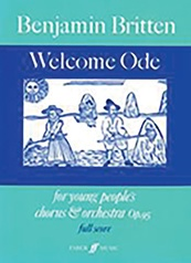Welcome Ode