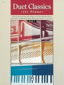 Duet Classics for Piano, Book 1
