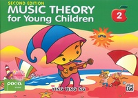 Music Theory for Young Children, Book 2 (2nd Edition)