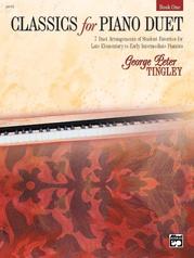 Classics for Piano Duet, Book 1