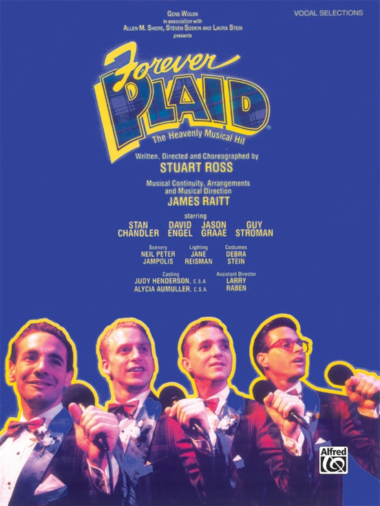 Forever Plaid: Vocal Selections