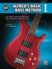 Alfred's Basic Bass Method 1