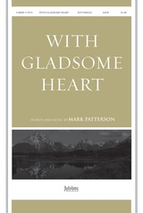 With Gladsome Heart