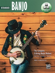 The Complete 5-String Banjo Method: Intermediate Banjo