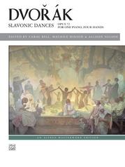 Dvorák, Slavonic Dances, Opus 72