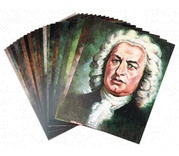 Portraits of Great Composers, Set 1 (Classical Composers)
